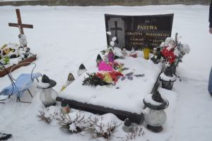 Gosia and her Mother laid to rest