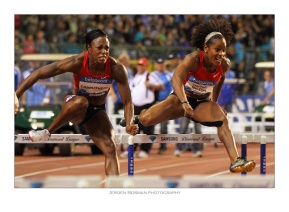 Farah shines at London Diamond League