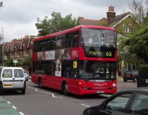 Mayoral hopeful plans to cut Kingston night buses